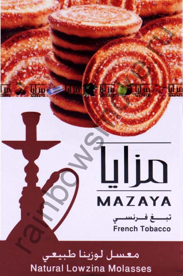 Mazaya 50 гр - Lowzina (Сахарное Печенье)