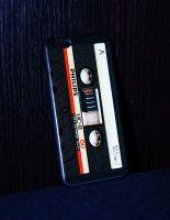 Чехол для Apple iPhone 6/6s Аудиокассета