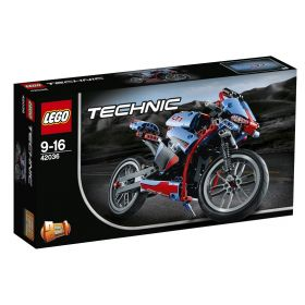 Lego Technic 42036 Спортбайк #
