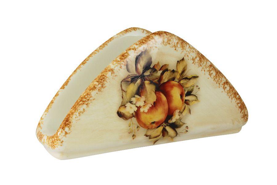 """Салфетница """"Зимние яблоки"""", 21х5 см"""