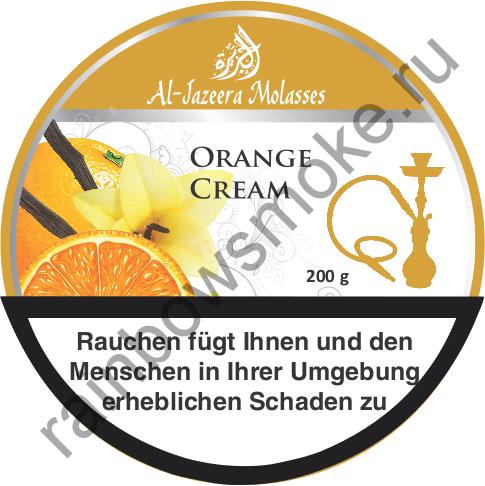 Al Jazeera 50 гр - Orange & Cream (Апельсин со Сливками)