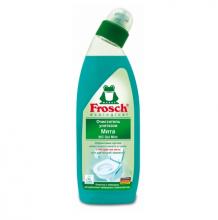 Frosch Очиститель унитазов Мята, 0,75 л