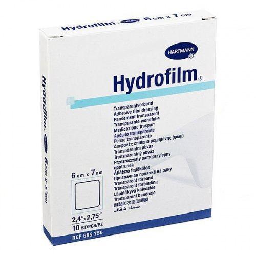Пластырь Hydrofilm (Гидрофильм, Гидрофилм) - 6cm x 7cm