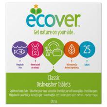 Ecover Экологические таблетки для посудомоечной машины 500 г 25 таблеток