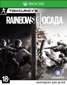 Игра Rainbow six Осада (Xbox One)