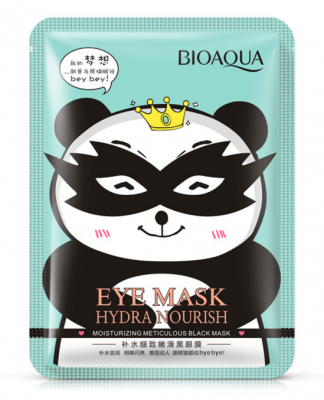 Круговая тканевая маска для кожи вокруг глаз BIOAQUA