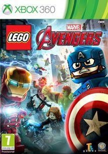 Игра Lego Marvel Мстители (Xbox 360)