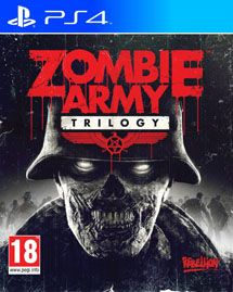 Игра Zombie Army Trilogy (PS4)