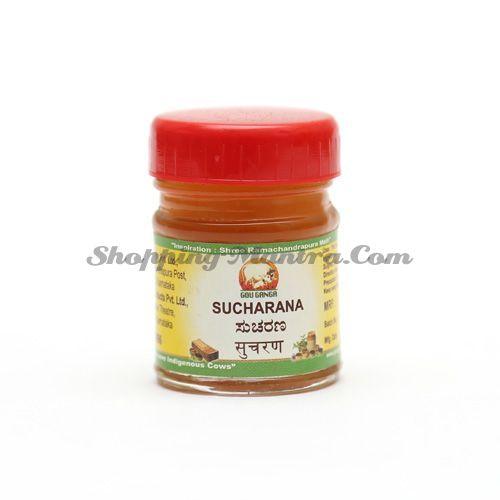 Крем против трещинок Сучарана Гоу Ганга / Gou Ganga Sucharana Crack Cream