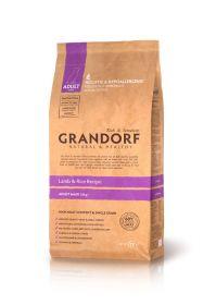 GRANDORF Lamb&Rice Maxi 3 кг (ягнёнок с рисом для крупных пород)