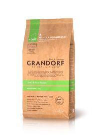 GRANDORF Lamb&Rice Mini 3 кг (ягнёнок с рисом для мини пород)