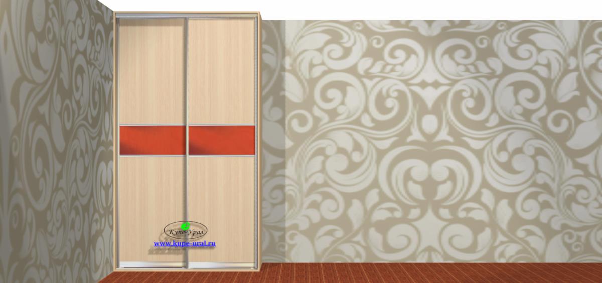 Встроенный шкаф купе на Куйбышева