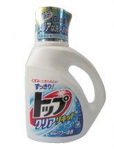 LION Жидкое средство для стирки белья,выводит пятна, уничтожает запах, с ароматом морской свежести и цветов 0.9кг