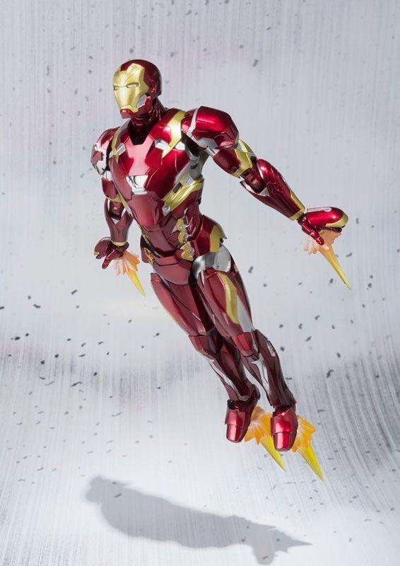 Фигурка S.H. Figuarts - Iron Man Mark 46