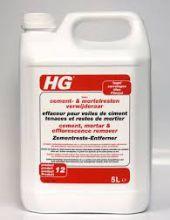 HG Средство для удаления известкового, цементного налета и пятен 5 л