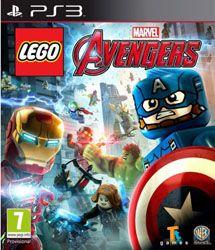 Игра Lego Marvel Мстители (PS3)
