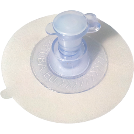 Dr.Tuba клапан Inflate valve 9mm (Non Return)