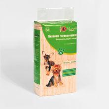 Пеленки гигиенические для домашних животных Maneki, серия Yo-Yo, размер S, 33х45 см, 100 шт./упаковка