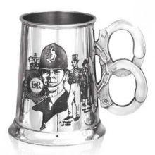 Кельтский Танкард - Констебль (Полиция Большого Лондона), (объём. 1 пинта).