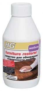 HG Средство для обновления поверхности мебели.