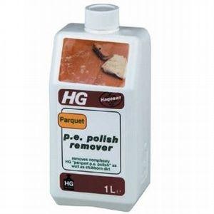 HG Средство для удаления полироля с паркета.