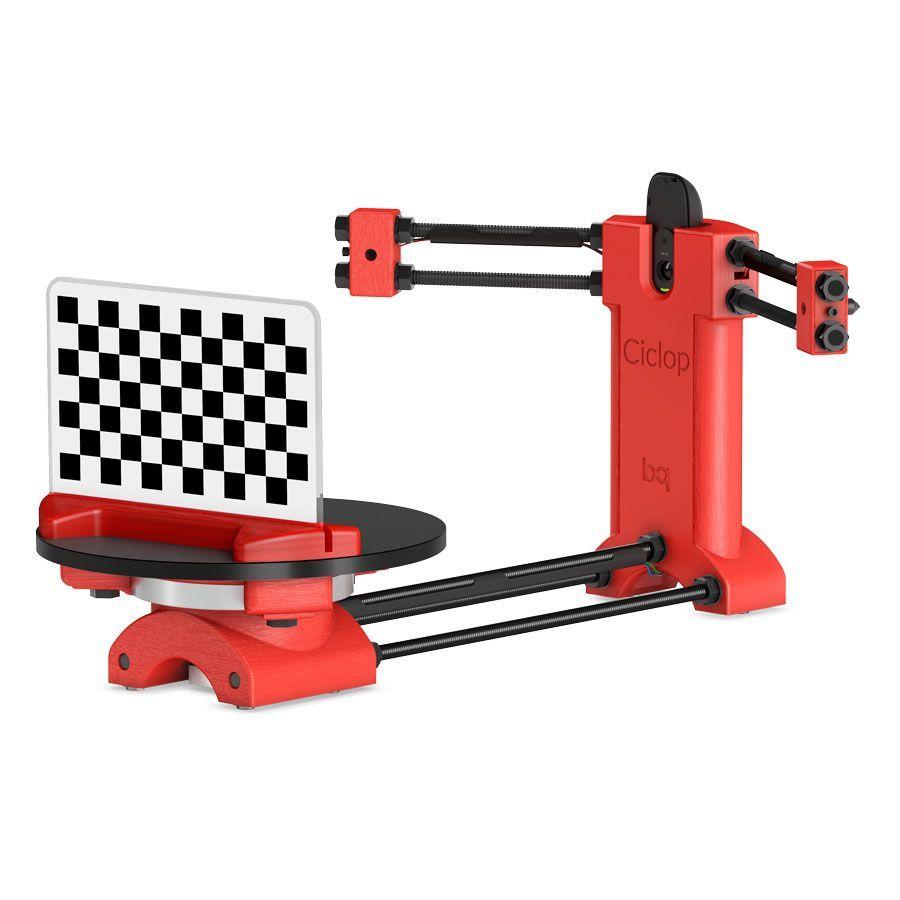 3D-сканер KIT CICLOP DIY red