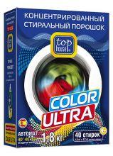 TOP HOUSE Концентрированный стиральный порошок Color Ultra, 1,8 кг