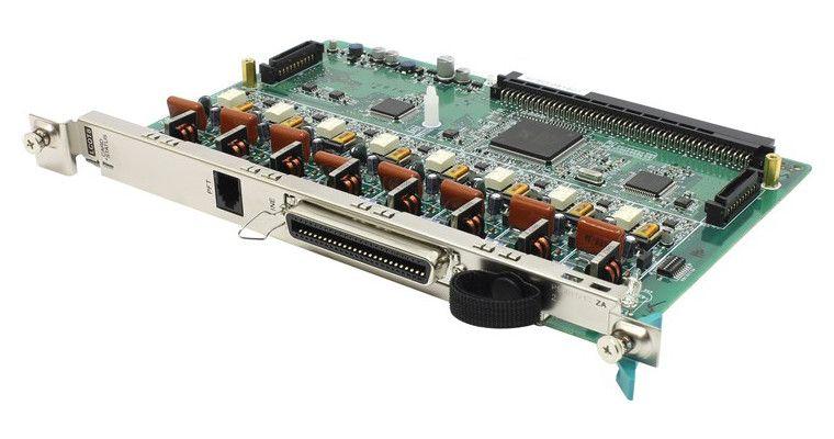 Panasonic KX-TDA0180 (LCOT8) б/у