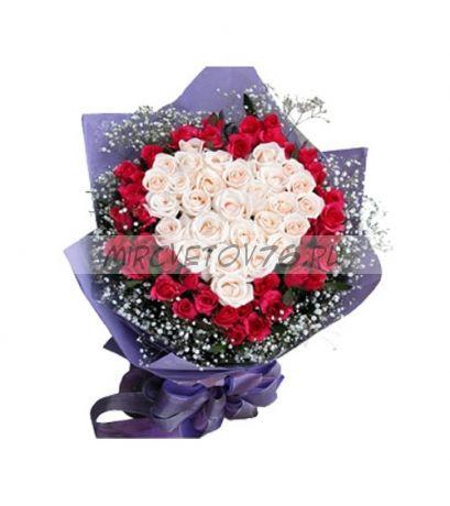 "Букет ""81 роза"""