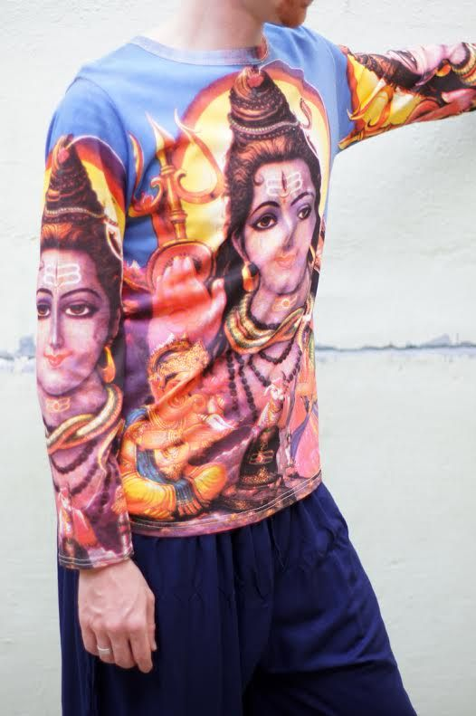 Эксклюзив! Мужские футболки с Шивой (Москва)