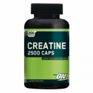 Optimum Nutrition Creatine 2500 Caps (200 капс.)
