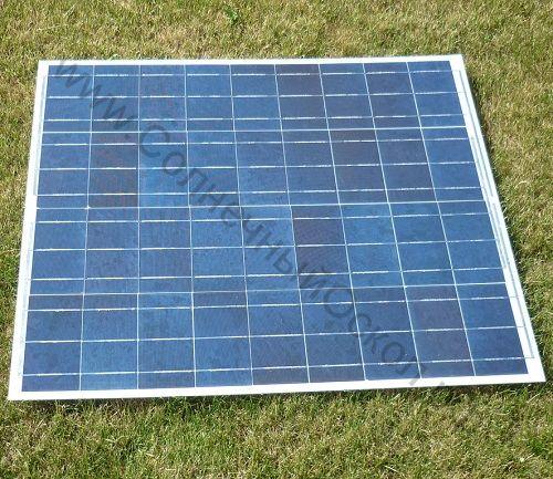 Солнечная панель 70 Ватт 12 вольт (гибкая)