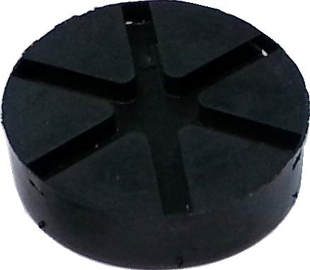 Резиновая накладка на лапу подъемника ПЛД-3 нового образца (100мм)