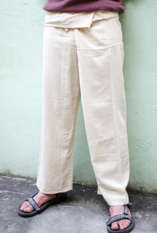 """Тайские мужские штаны (""""штаны рыбака"""")"""