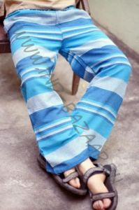 СИНИЕ штаны из джута (Москва)
