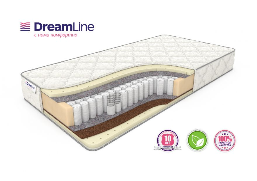 Матрас SleepDream Soft TFK | DreamLine