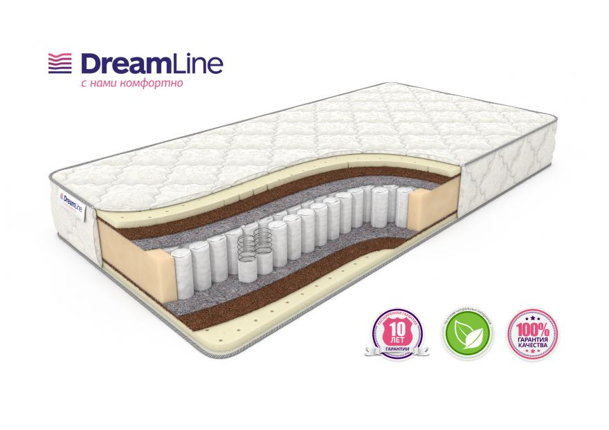 Матрас SleepDream Medium TFK | DreamLine