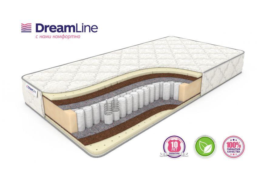 Матрас SleepDream Medium TFK | DreamLine