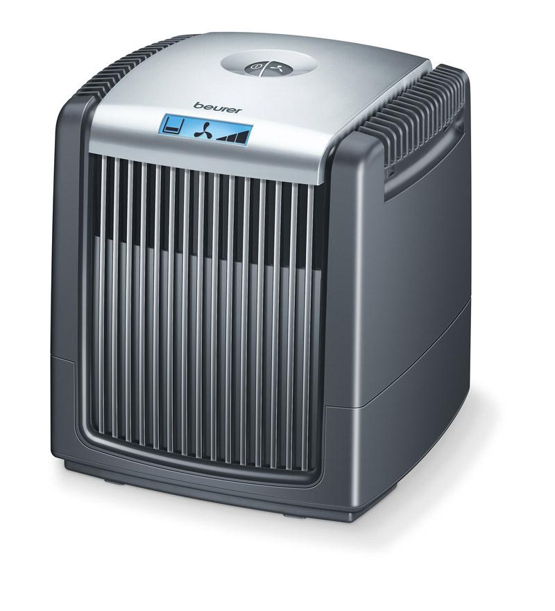 Воздухоочиститель и увлажнитель (мойка воздуха) Beurer LW 220 Black