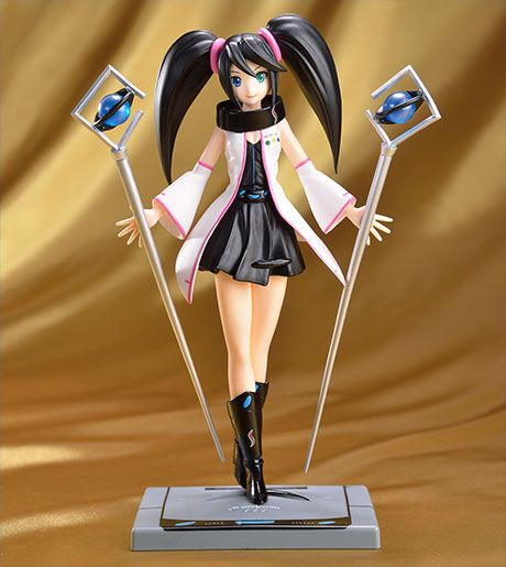 Фигурка Sega Hard Girls: Saturn