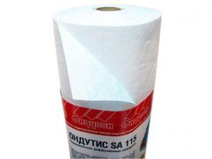 Ондутис SA115 супердиффузионная гидро-ветрозащитная мембрана