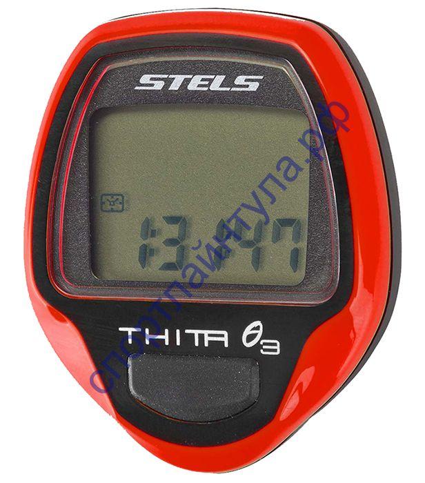 Велокомпьютер Stels Thita-3
