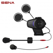 Мотогарнитура Sena 10S Bluetooth Headset Single Pack