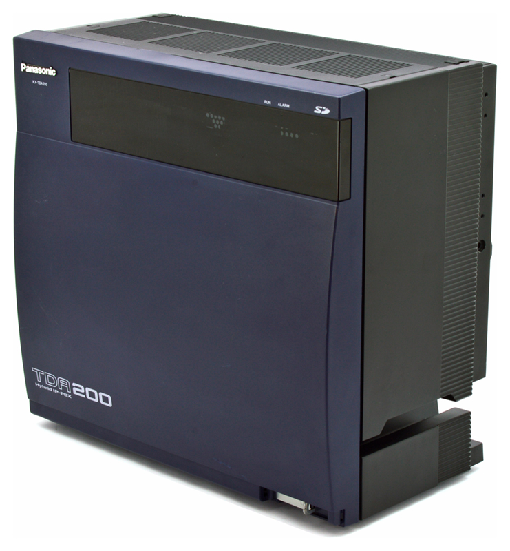 АТС Panasonic KX-TDA200RU б/у