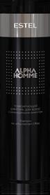 Тонизирующий шампунь для волос с охлаждающим эффектом 1000 мл ESTEL ALPHA HOMME