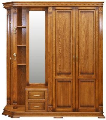 Шкаф комбинированный Верди Люкс 1 П433.01