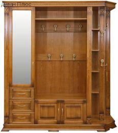 Шкаф комбинированный Верди Люкс 2 П433.02