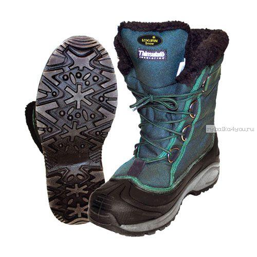 Ботинки зимние Norfin SNOW (139804)