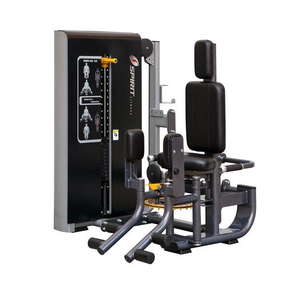 Приведение/отведение бедра DWS150-U2 Spirit Fitness