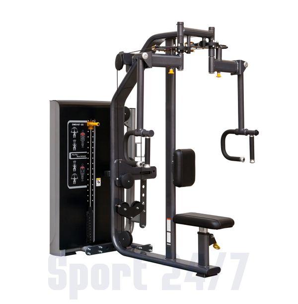 Батерфляй/задняя делльта DWS107-U2 Spirit Fitness